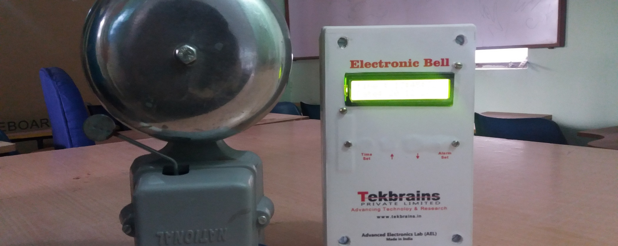 Electronic Bell Ver1